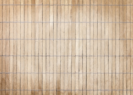 Bamboo mat  Nature background  Close up photo