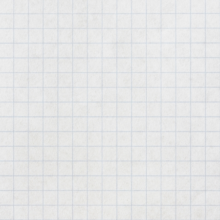 White squared sheet  Paper texture background  Close up photo