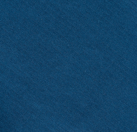 Blue fabric texture. Clothes background photo
