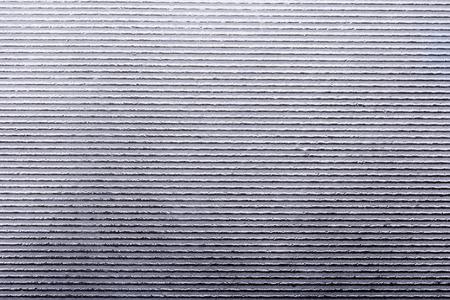 lineas horizontales: Fondo de metal brillante con líneas horizontales