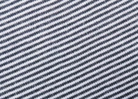 diagonal stripes: Fabric texture with diagonal stripes. Clothes background Stock Photo