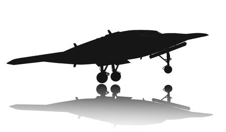 Drone take off.