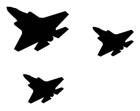 Airstrike. Vector fighters 向量圖像