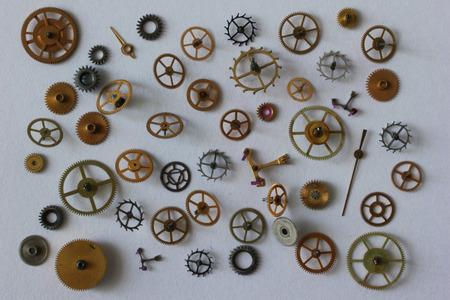 lot: a lot of gears
