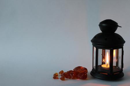 rosin: lamp