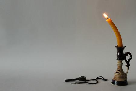 curve: curve candle