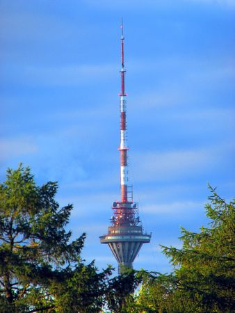 tv tower photo