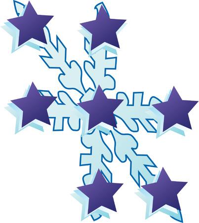 simplicity: Decorative Snowflake