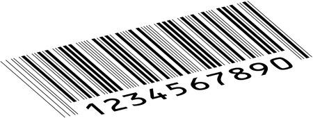 Bar code Stock Vector - 4228257
