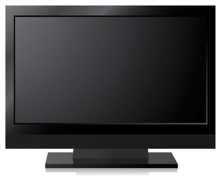 led: Black LCD, LED, Plasma TV Screen