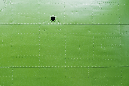Fragment of fuselage skin of the aircraft AN-2