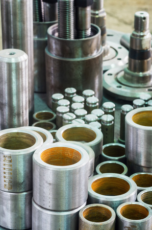 Metal parts, Manufacture of turners way