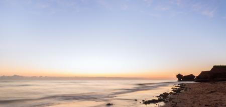 gables: Ocean beach at the sunrise  Green Gables Shore, Prince Edward Island , Canada