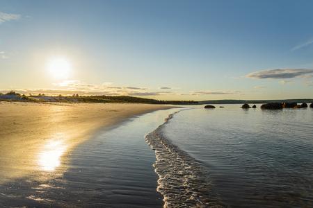 scotia: Carters Beach Nova Scotia, Canada Stock Photo