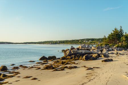 nova: Carters Beach Nova Scotia, Canada Stock Photo