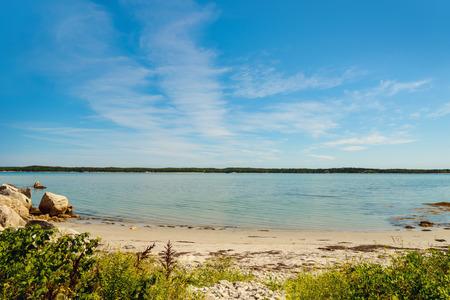 thomas: Campers Beach (Thomas Raddall Provincial Park, South Shore, Nova Scotia, Canada)