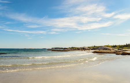 scotia: Keji Seaside beach (South Shore, Nova Scotia, Canada)