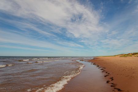 Dalvay Beach, (Green Gables Shore, Prince Edward Island, Canada)