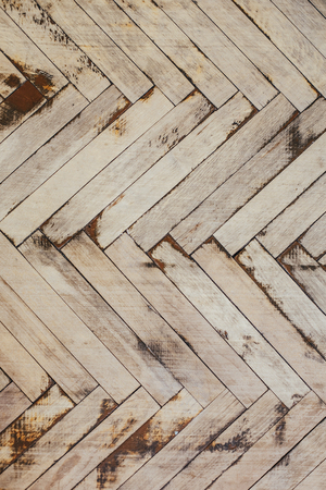 Old Wood Flooring On A Pier In San Francisco Stock Photo Picture