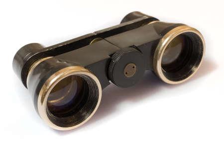 An old theatrical binoculars