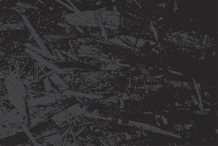 Oriented strand board for construction. Textura OSB de material de hoja para el fondo. Ilustración del vector EPS 10. Foto de archivo - 87290367