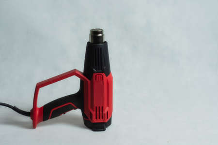 Handheld heat gun. Construction and household tools