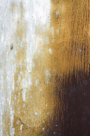 Abstract rusty grunge metal background Stock Photo - 6036393