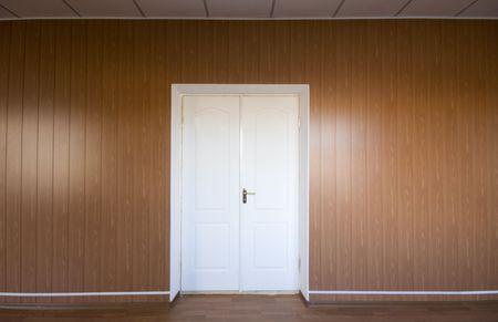 Empty hospital corridor Stock Photo - 6037303