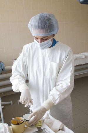 operante: Infermiera operativa