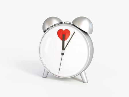 second meal: Alarm clock  Hours  Time of love  Valentine