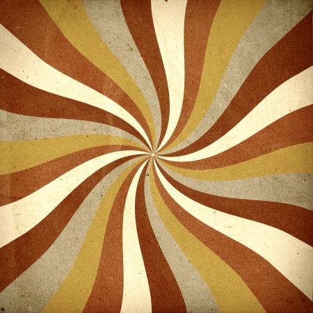 retro background with twist pattern  photo