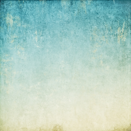 Vintage background in the blue shade Stock Photo