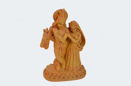 Indian statuette