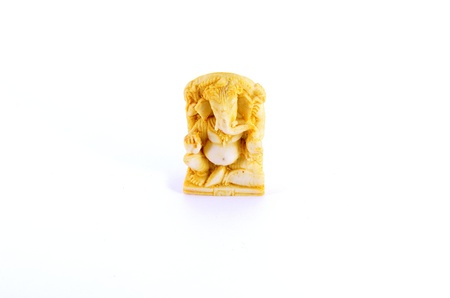 Magnet with the Indian deity