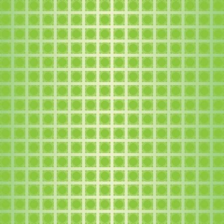 seamless pattern background: Nahtlose Muster Hintergrund Vektor-Illustration gr�nen Farben