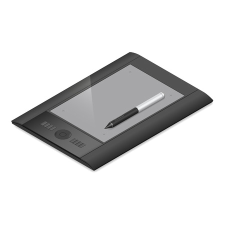 graphic tablet: