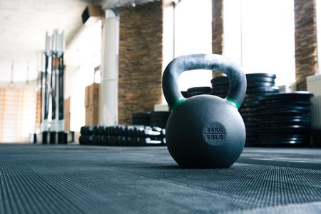 the equipment: Imagen de detalle de un equipo de fitness en el gimnasio