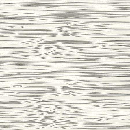 A Seamless texture with horizontal waves. Vector illustration. Ilustração