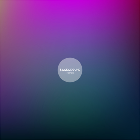 Blurred gradient style background. Abstract smooth colorful illustration Imagens - 81504196