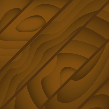 Simple background of buffed wooden planks textured