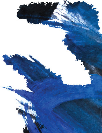 arte abstracto: Abstracci�n arte. Vector fondo de la acuarela. El concepto para el dise�o.
