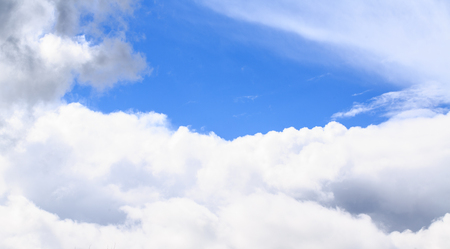 good weather: Blue sky clouds. Synoptics. Good weather