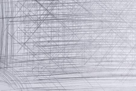 Hatching with a pencil. Pencil texture. Black graphite pencil. Hand drawing. Foto de archivo