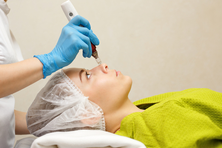 Hardware cosmetology. Mesotherapy. Dermapen. Treatment of the nasal zone. Spa treatments. Face rejuvenation.