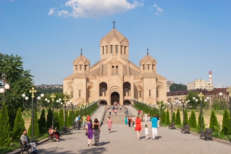 armenia:  Saint Gregory the Illuminator Cathedral in Armenia , Yerevan