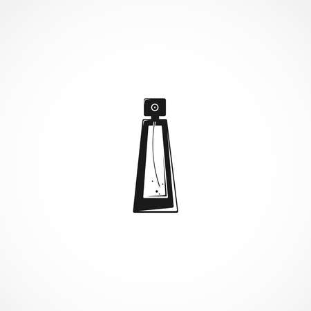 perfume icon. perfume icon on white background for web and mobile