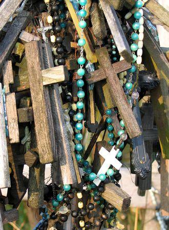 fidelidad: La Colina de las Cruces, Lituania