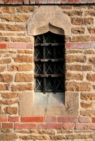 window church: Chiesa finestra  Archivio Fotografico