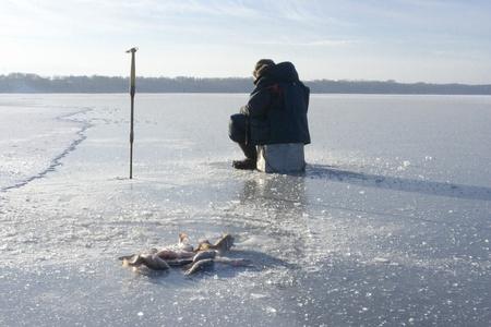Inverno pesca