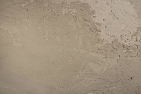 Wet plaster pattern background. Abstract grunge stucco texture.